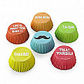 Rosanna Pansino by Wilton Cupcake Cases Assorted Pack of 72