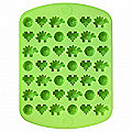 Rosanna Pansino by Wilton Silicone Candy and Chocolate Mould 42 Shapes