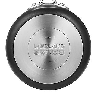 Lakeland Hard Anodised Bell Shaped 14cm Milk Pan alt image 3