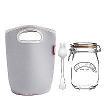Kilner Make and Take Jar Set 1L