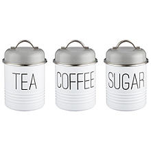 Typhoon Vintage Mayfair Canister Trio 950ml