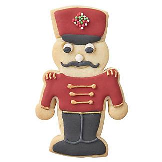 Nutcracker Soldier Cookie Cutter 10cm alt image 2