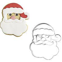 Santa Face Cookie Cutter 10.5cm