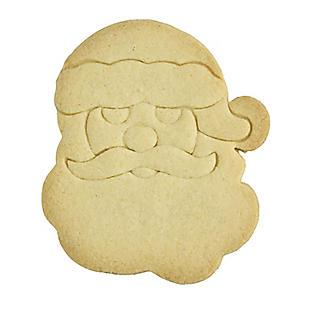 Santa Face Cookie Cutter 10.5cm alt image 2