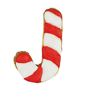 Striped Candy Cane Cookie Cutter 7cm alt image 2