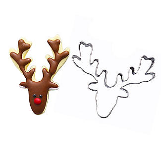 Rudolph Cookie Cutter 9cm