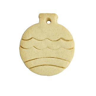 Christmas Bauble Cookie Cutter 6.5cm  alt image 2
