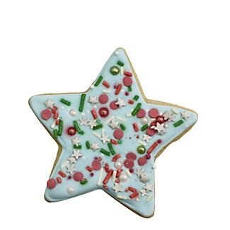 Christmas Star Cookie Cutter 6.5cm alt image 2