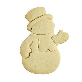 Waving Snowman Cookie Cutter alt image 2