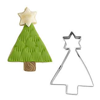Geometric Christmas Tree Cookie Cutter