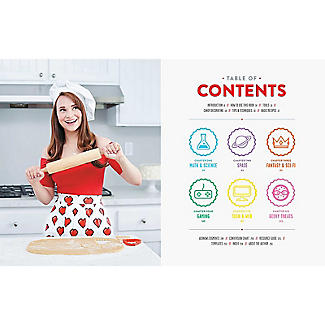 The Nerdy Nummies Cookbook - Sweet Treats For The Geek In All Of Us alt image 2