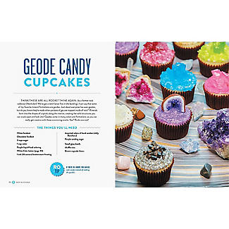 The Nerdy Nummies Cookbook - Sweet Treats For The Geek In All Of Us alt image 3