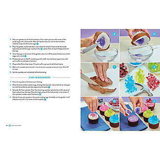 The Nerdy Nummies Cookbook - Sweet Treats For The Geek In All Of Us alt image 5