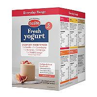 EasiYo Everyday 5er-Pack mit 5 verschiedenen Sorten Joghurtmischung