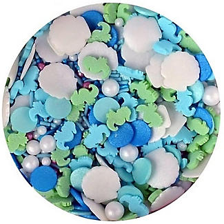Scrumptious Sprinkles Under the Sea Sprinkletti Mix 100g alt image 3