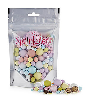 Scrumptious Sprinkles Spring Pearls Sprinkletti Mix 100g