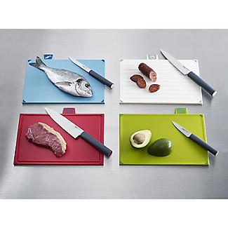 Joseph Joseph Index Chopping Board Set with Knives Regular  alt image 3