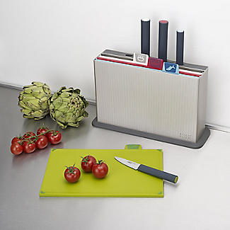 Joseph Joseph Index Chopping Board Set with Knives Regular  alt image 8