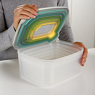 Joseph Joseph Nest Storage 6 Piece Food Container Set Opal alt image 7