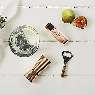 Just Slate Copper Drinks Accessory Set alt image 2