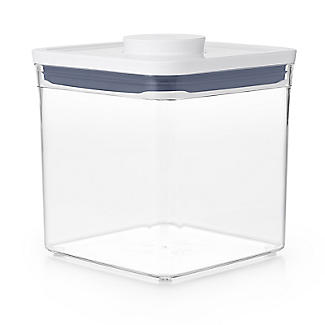 OXO Good Grips POP Square Food Storage Container 2.6L alt image 4