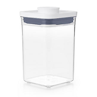 OXO Good Grips POP Square Food Storage Container 1L alt image 7