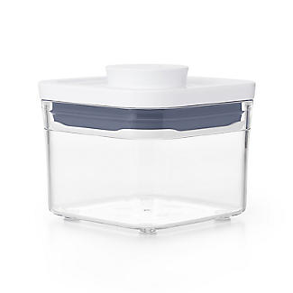 OXO Good Grips POP Square Food Storage Container 400ml alt image 7