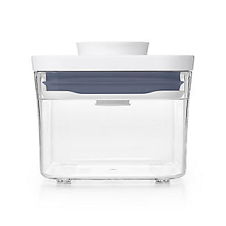OXO Good Grips POP Square Food Storage Container 400ml alt image 8