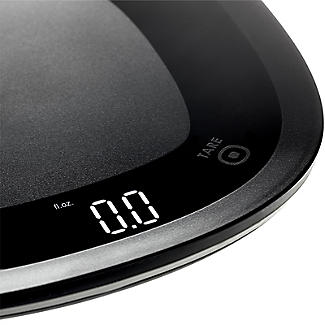 Salter Waterproof Aquatronic Flat Digital Kitchen Scales alt image 3