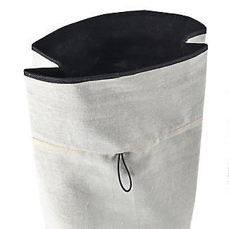 Lakeland Potato Bag with Button Tie Closure alt image 3
