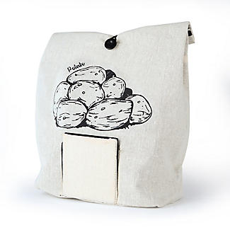 Lakeland Potato Bag with Button Tie Closure alt image 6