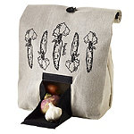 Lakeland Vegetable Bag with Button Tie Closure