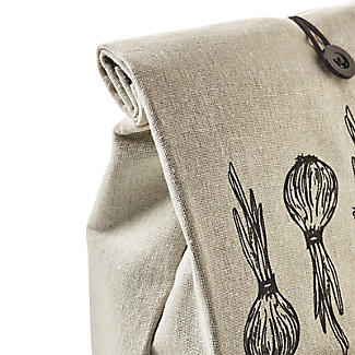 Lakeland Onion Bag with Button Tie Closure alt image 8