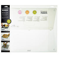 Joseph Joseph Clear Glass Worktop Saver Large