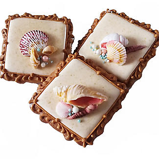 Seashells Silicone Icing Mould alt image 6
