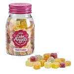 Cake Angels Fruity Cubes Jelly Sprinkles 69g