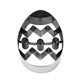 Easter Egg Stainless Steel Cookie Cutter alt image 2