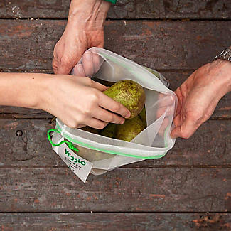 Carrinet Veggio Reusable Fruit and Veg Bags Pack of 5 alt image 8