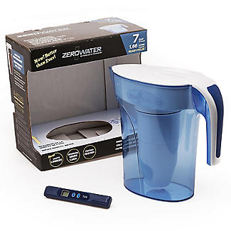 ZeroWater 5-Stage Water Filter Jug with Free TDS Meter 1.7L alt image 9