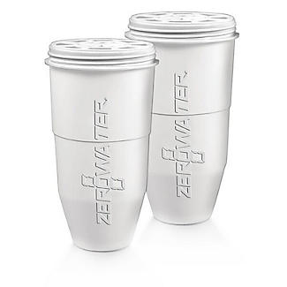 ZeroWater Replacement Water Filters - Pack of 2