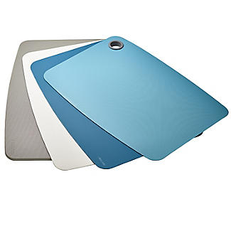 Non-Slip Flexi Mat Trio and Chopping Board Set alt image 1