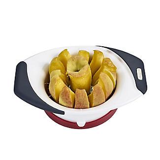 Zyliss Easy Slice Peach Slicer and Corer