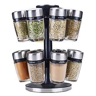 Cole and Mason 16 Jar Herb and Spice Carousel alt image 3