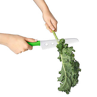 OXO Good Grips Lettuce Knife and Kale Stripper alt image 4