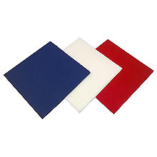 Red, White and Blue Napkins 20 Pack