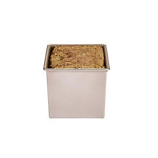 Lakeland Speciality Bakeware Pullman 0.5lb Loaf Tin with Slide-On Lid alt image 5