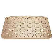 Lakeland Speciality Bakeware Macaron and Cookie Baking Sheet