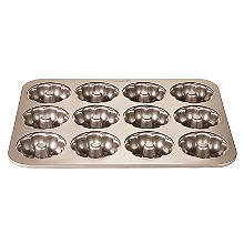 Lakeland Speciality Bakeware 12 Cup Flower Ring Tin