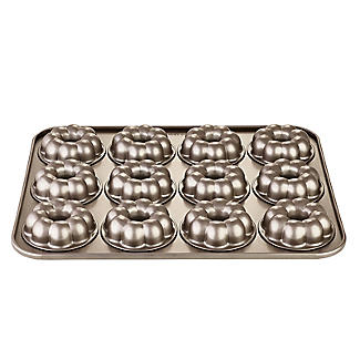 Lakeland Speciality Bakeware 12 Cup Flower Ring Tin alt image 4