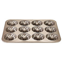Lakeland Speciality Bakeware 12 Cup Swirl Ring Tin